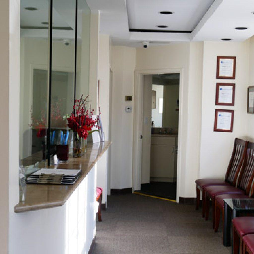 Office of Peak Woo, M.D., F.A.C.S.
